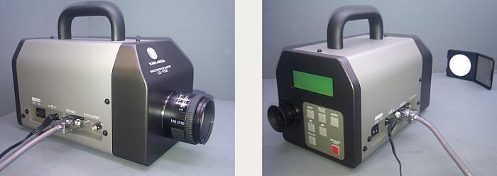 Konica Minolta CS-1000a Spectroradiometer