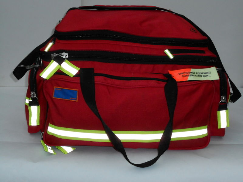 File:Advanced Life Support Medical Bag.JPG