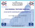 Polynomial texture mapping